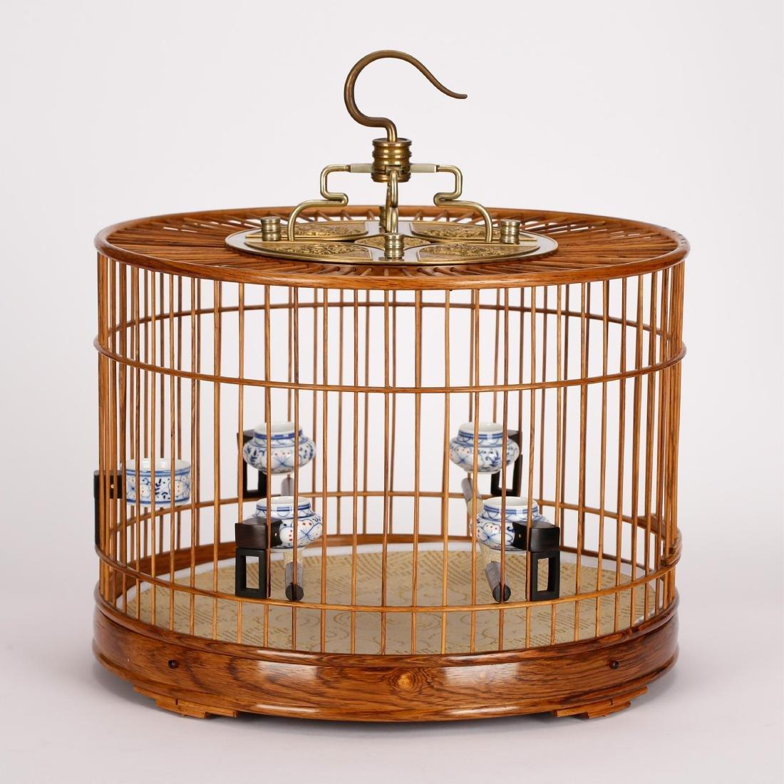 CHINESE BIRD CAGE - 3