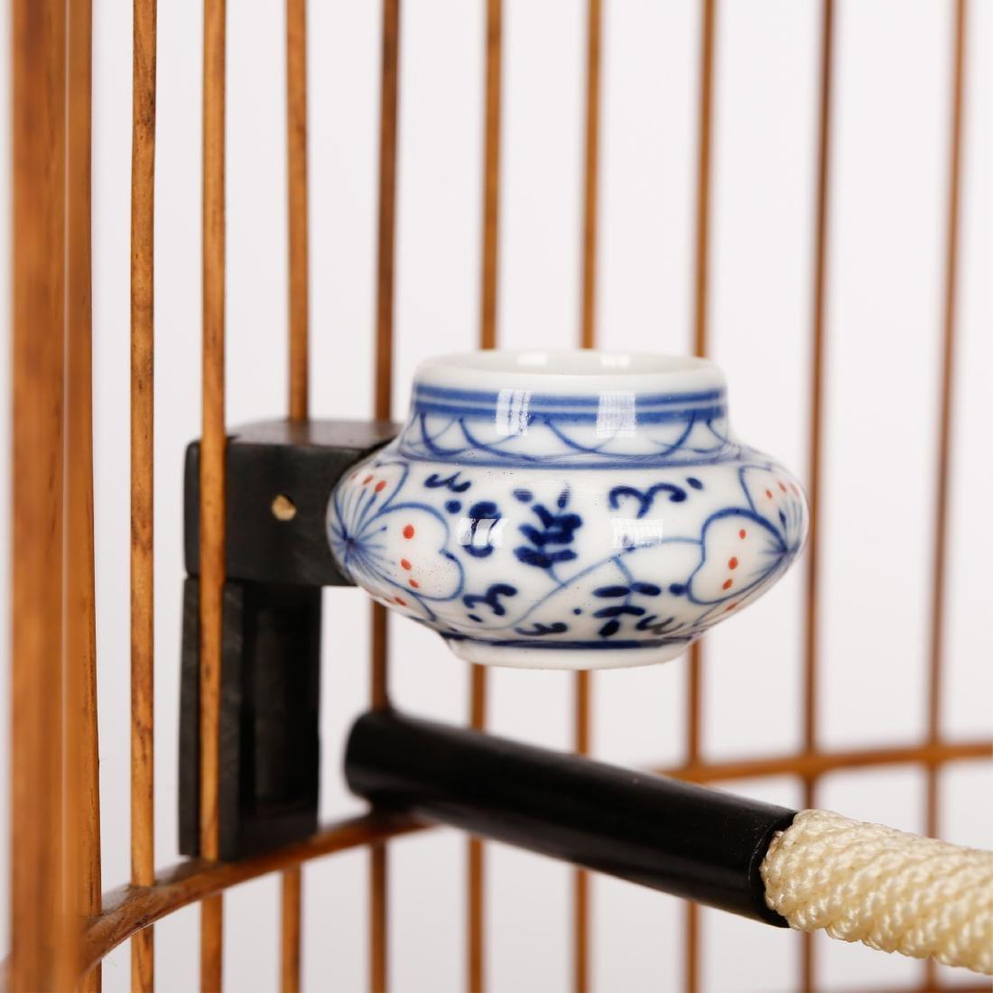 CHINESE BIRD CAGE - 7