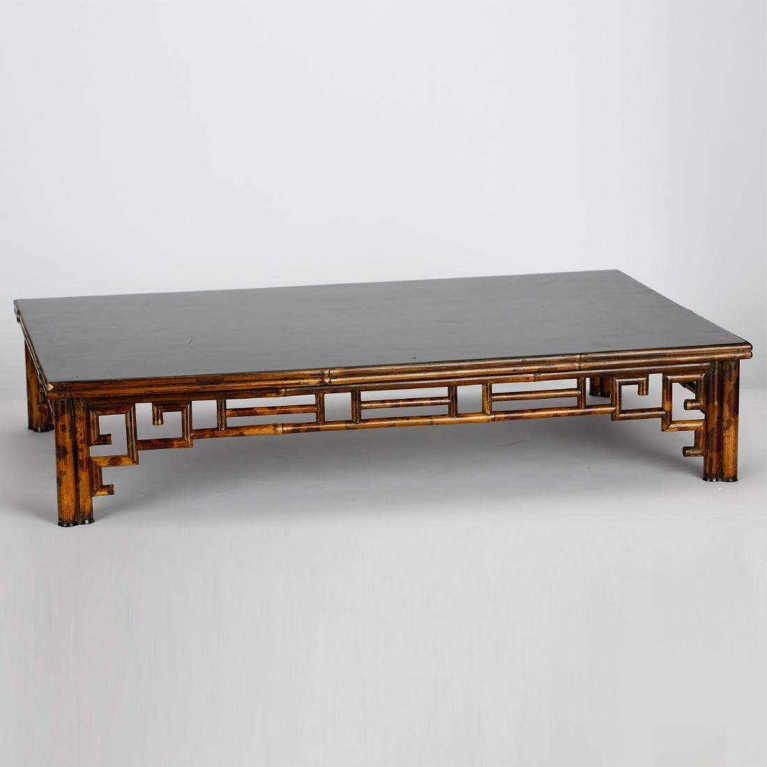 CHINESE BAMBOO LOW TABLE