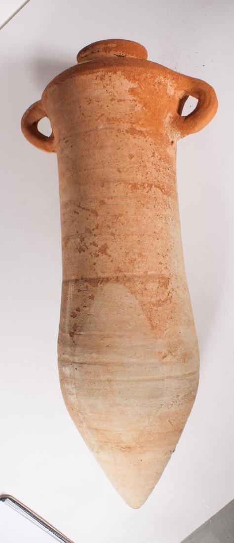 ANCIENT ROMAN TRANSPORT WINE AMPHORA