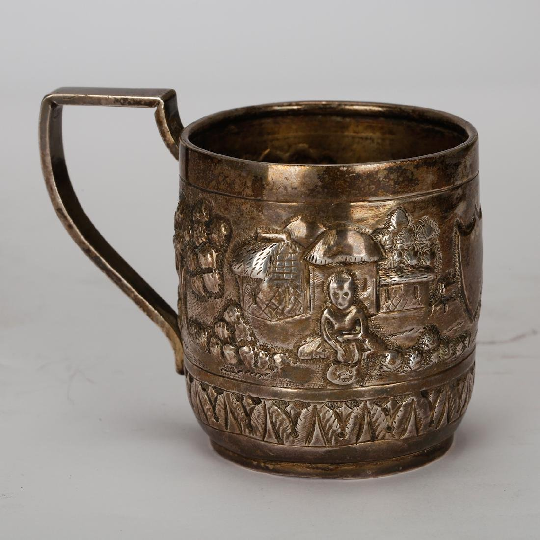 CHINESE SILVER CUP