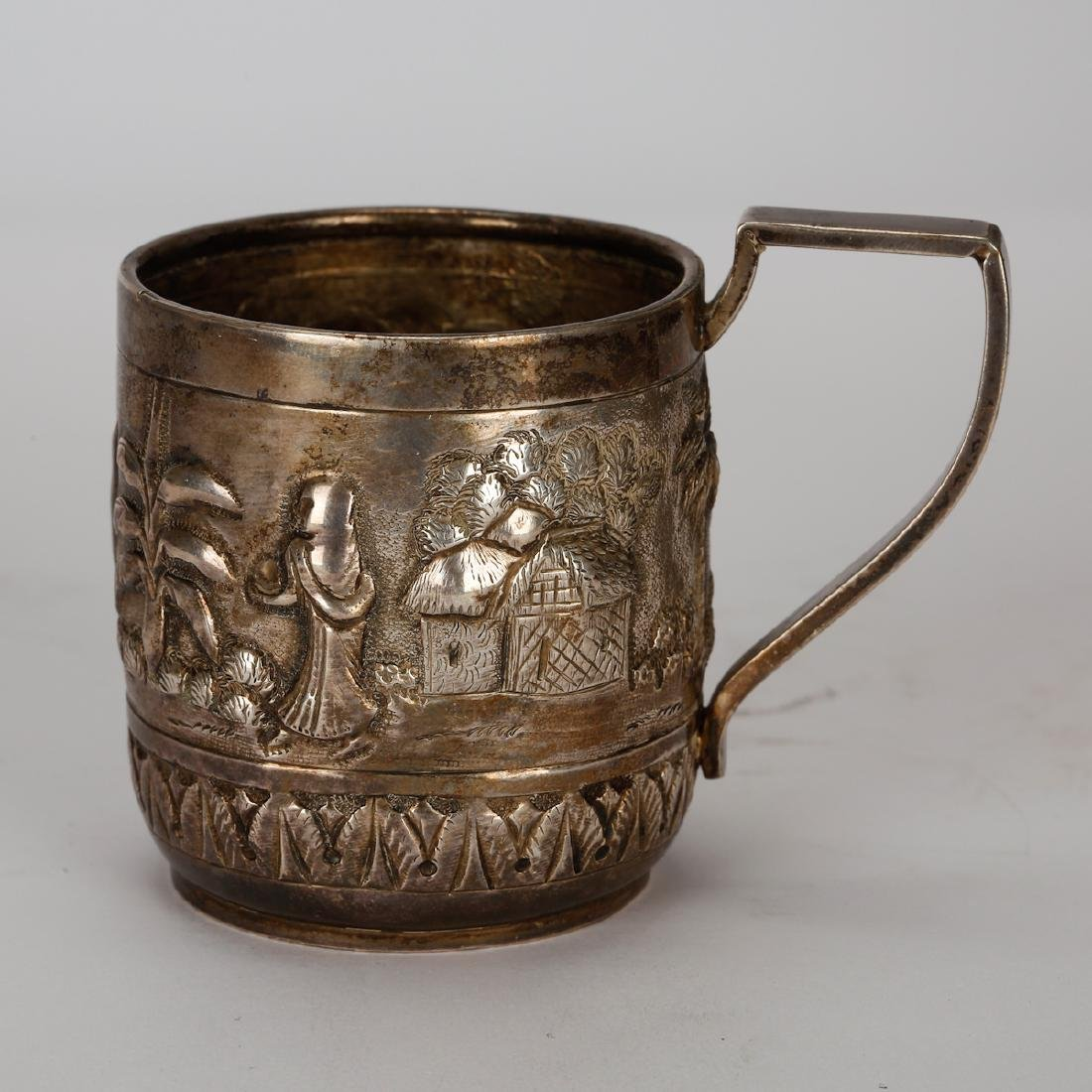 CHINESE SILVER CUP - 3