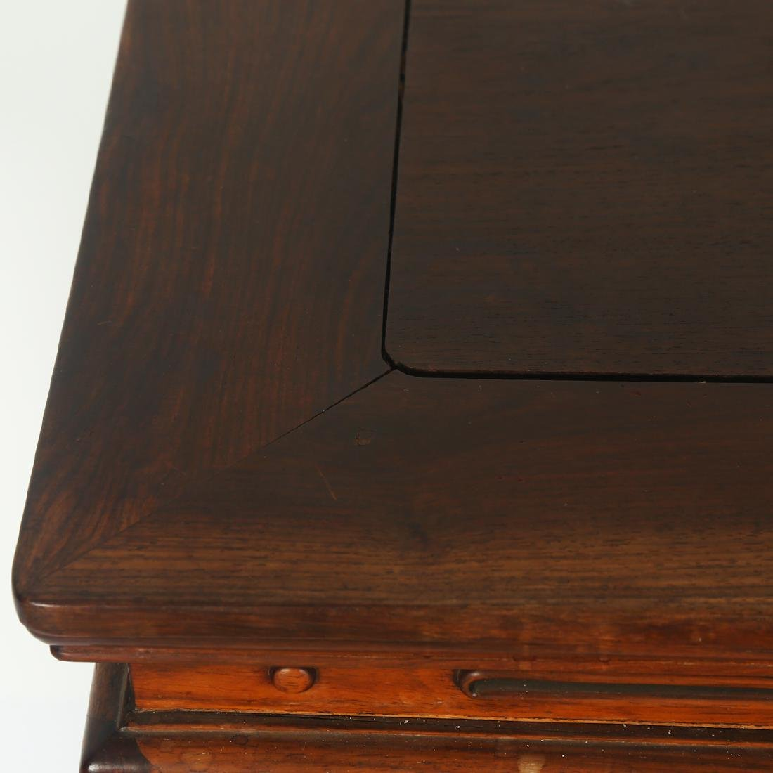 CHINESE ROSEWOOD ALTER TABLE - 6