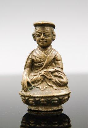 17th Century Tibetan Bronze Figure
