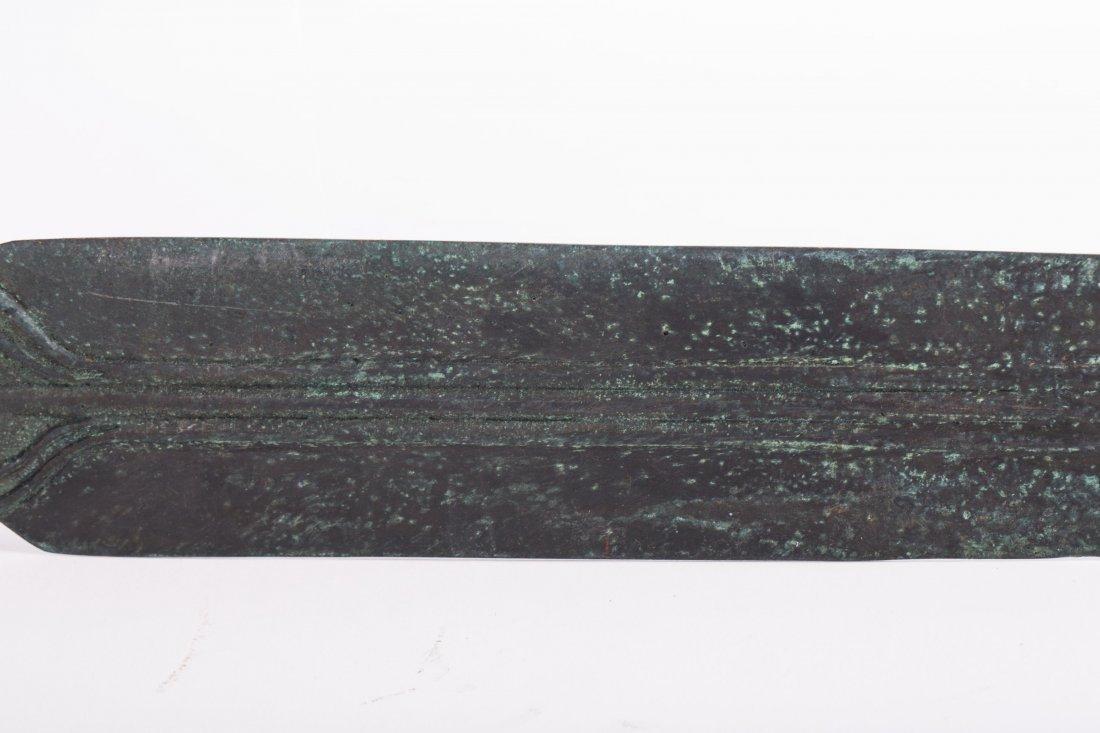 ANCIENT LURISTAN BRONZE SWORD - 3