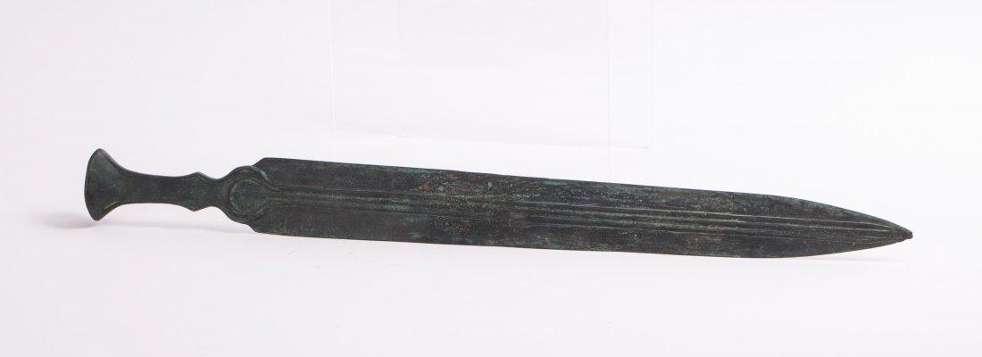ANCIENT LURISTAN BRONZE SWORD - 6