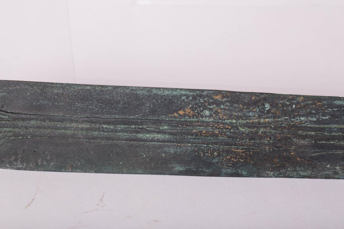 ANCIENT LURISTAN BRONZE SWORD - 8