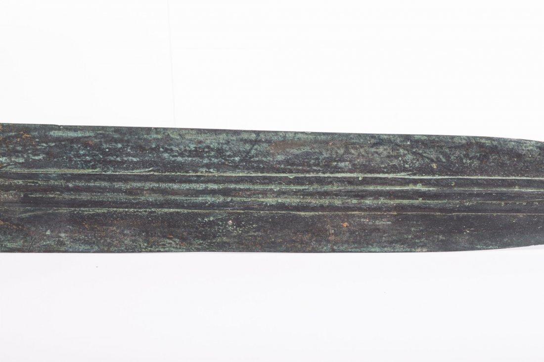 ANCIENT LURISTAN BRONZE SWORD - 9