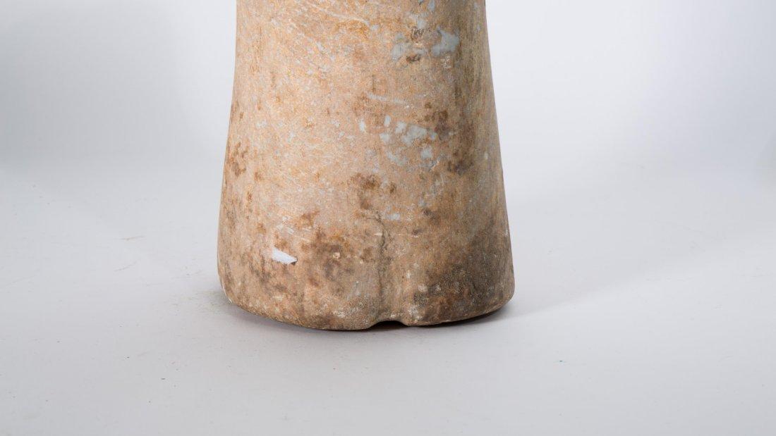 "ANCIENT BACTRIAN STONE ""COLUMN IDO"" - 4"