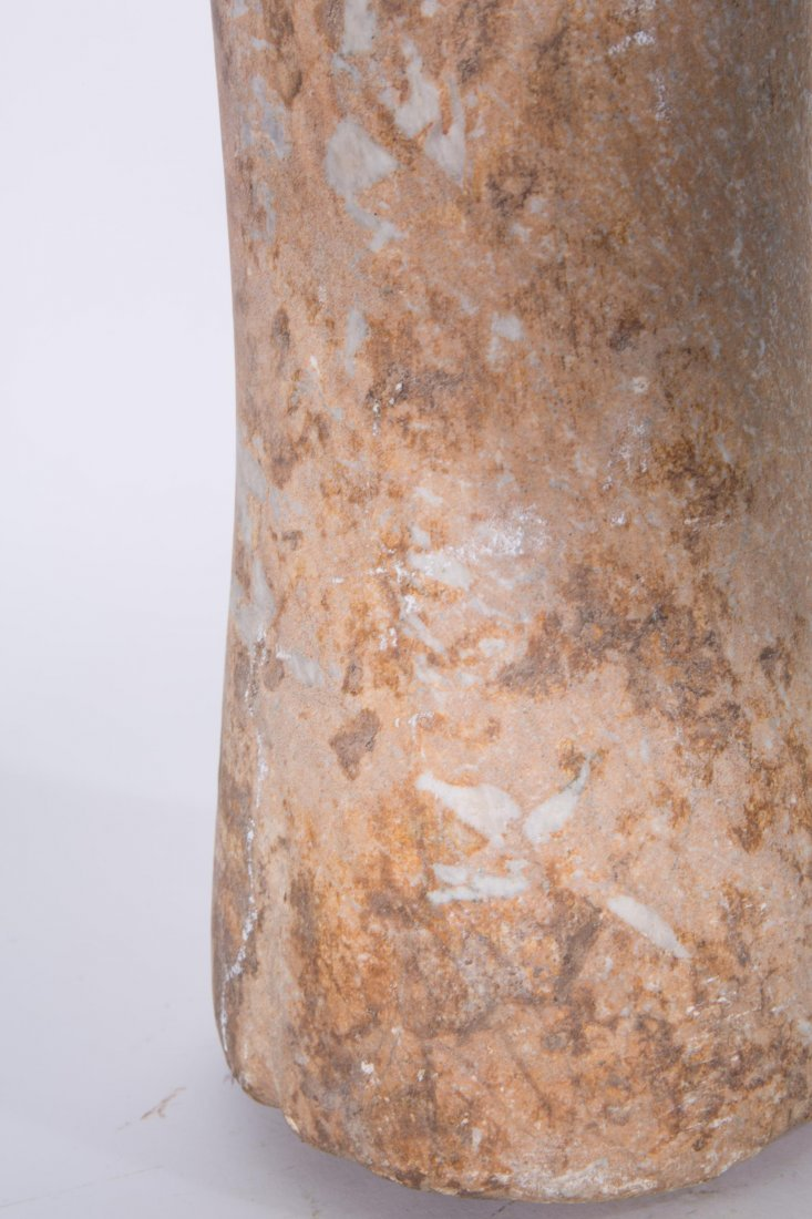 "ANCIENT BACTRIAN STONE ""COLUMN IDO"" - 5"