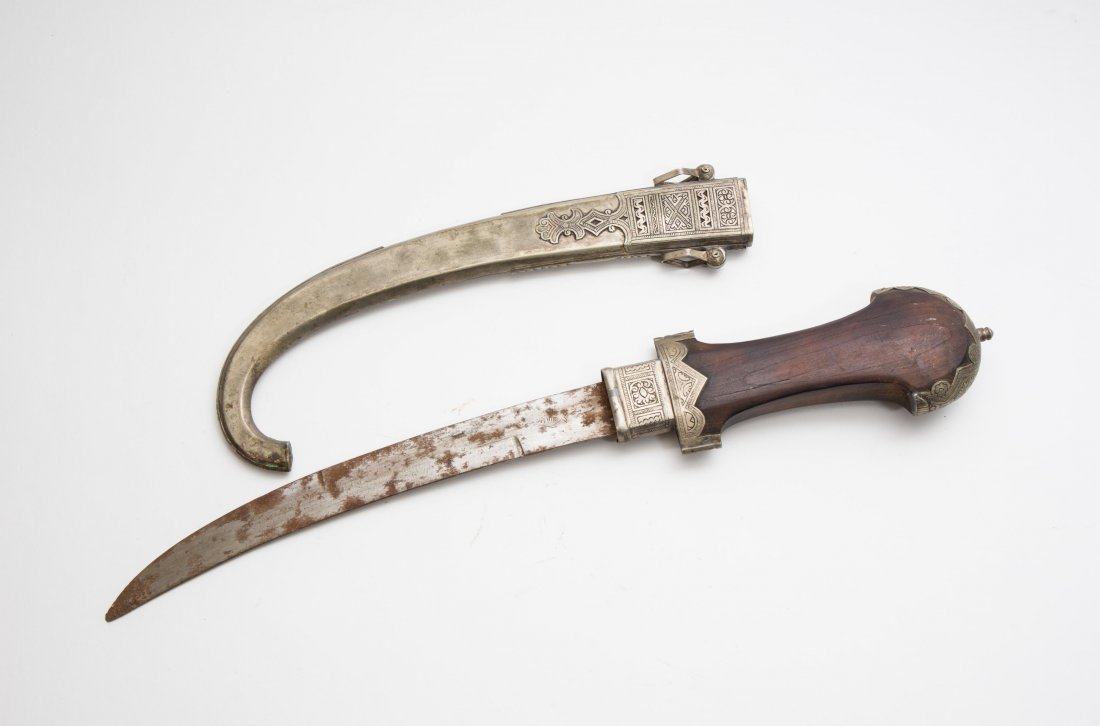 ISLAMIC PERSIAN DAGGER - 3
