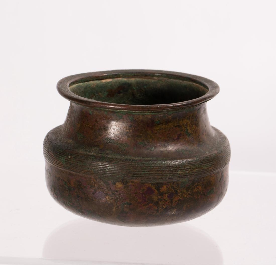 ANCIENT NEAR EAST LURISTAN BRONZE BOWL