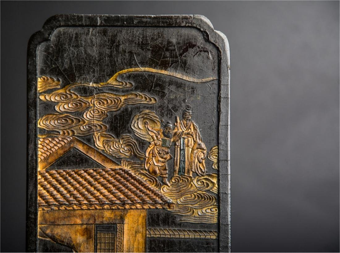 CHINESE QING DYNASTY INK STICK - 3