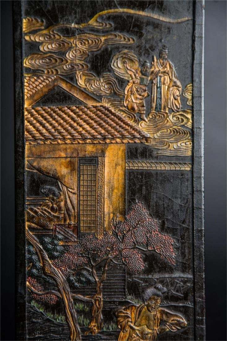 CHINESE QING DYNASTY INK STICK - 5