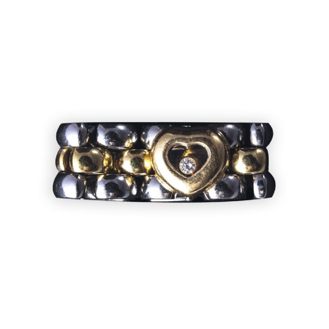 CHOPARD gold ring