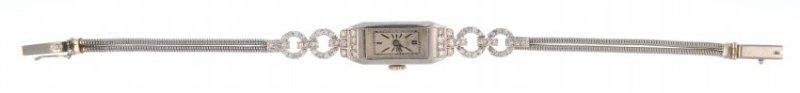 A 1930s 'Baume & Mercier' watch
