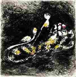 25A: MARC CHAGALL Fables de La Fontaine
