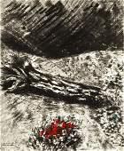 23B: MARC CHAGALL Fables de La Fontaine: Le Ch�ne et le