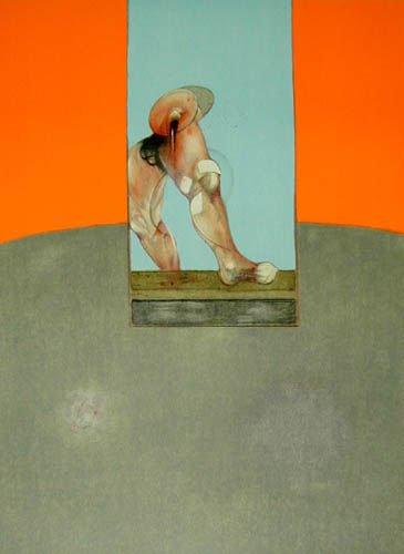 4: FRANCIS BACON  Tauromachie Study