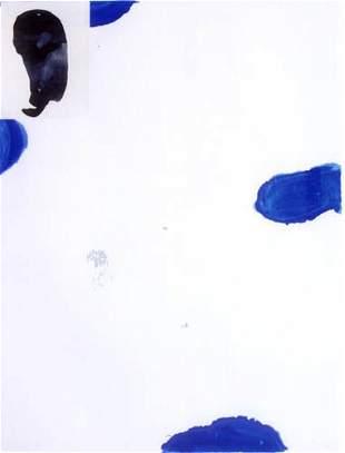 JAMES BROWN Four Seasons Black and Blue IV, #1