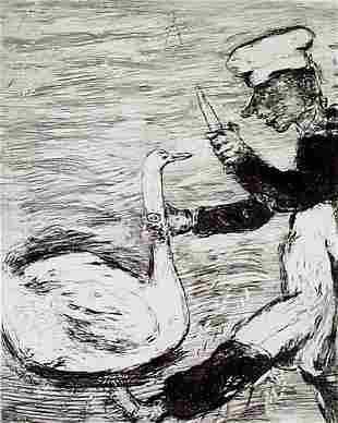 MARC CHAGALL Fables de La Fontaine