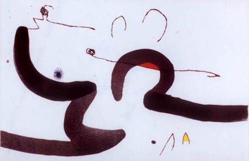 213: JOAN MIRO  Le Marteau sans Maitre 5