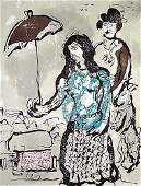 19 MARC CHAGALL  Poemes Gravures IV