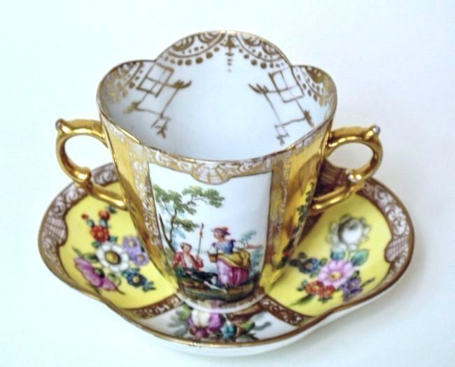 HELENA WOLFSSON CUP AND SAUCER