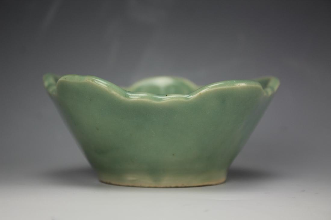 A celadon porcelain bowl - 2