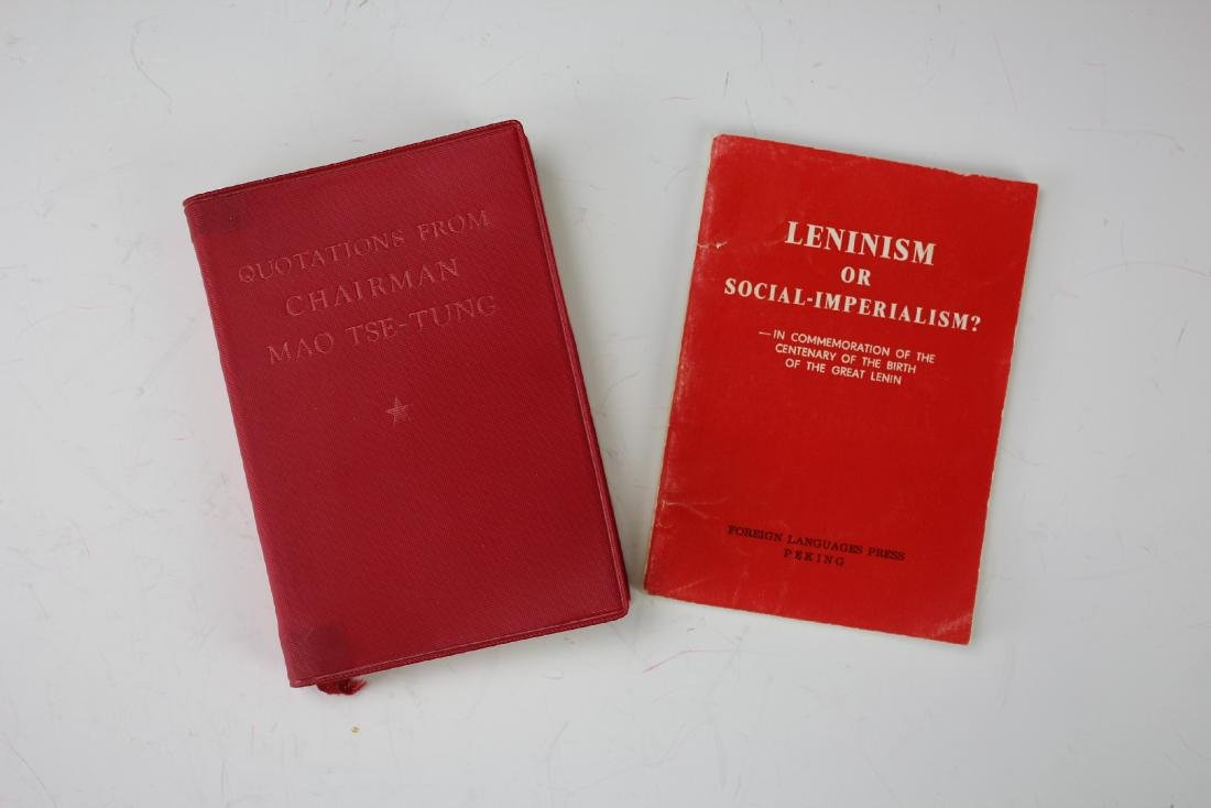 Quotations From Chaieman Mao Tse-Tung and Lenism - 6