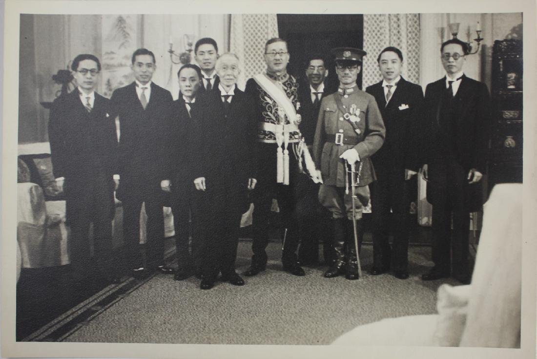 Republic of China dipolmat Shi zhaoji in America (1935)