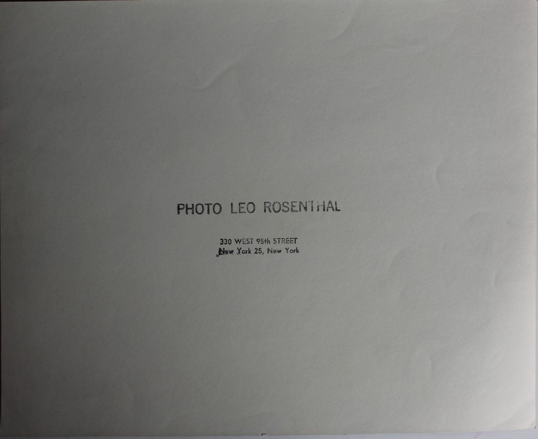 Photography of  Wellington Koo by Leo Rosenthal - 4