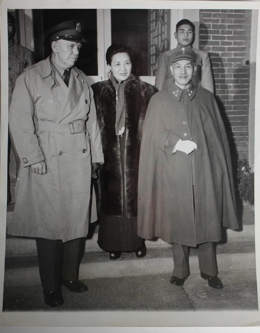 A Photo of ChiangKai-Shek