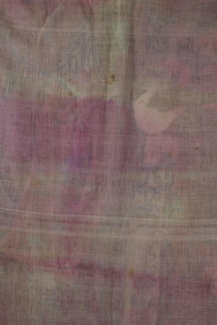 A Chinese Emboroidery of Ma Gu Xian Shou - 10