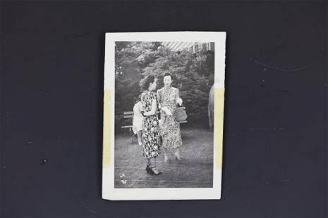 Mrs Koo Huilan Huang Oei Huilan Photo
