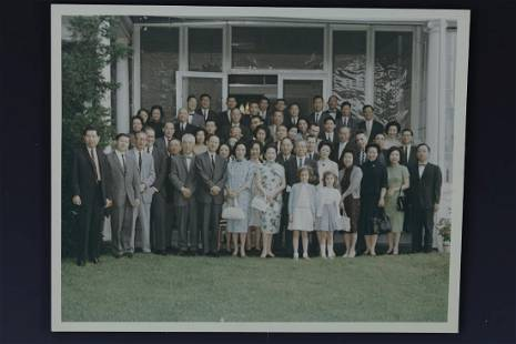 2 Pictures of Embassy Staff