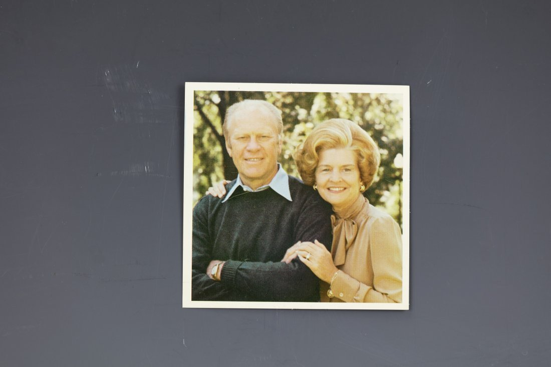 Two Gerald Ford Photo Signed - 4