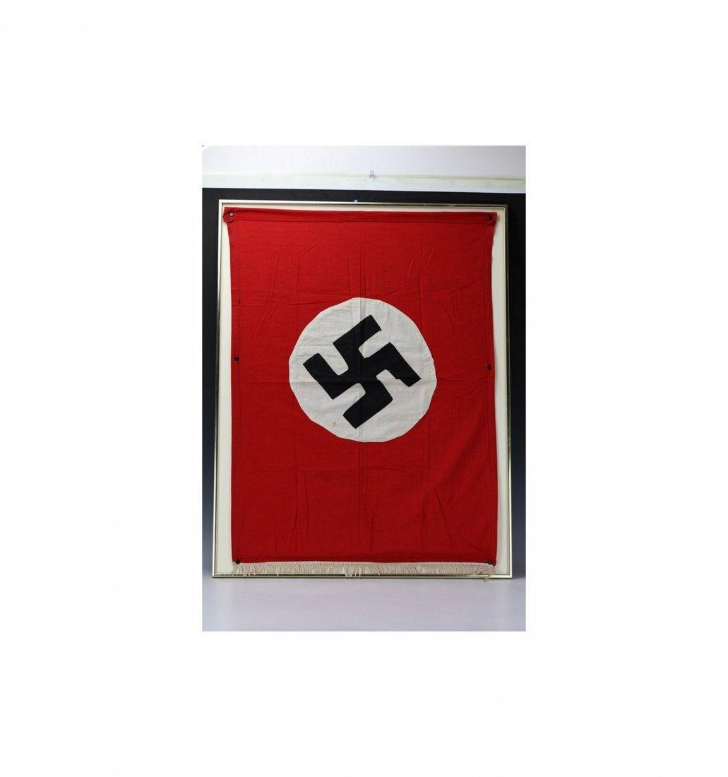 WW2 German Swastika Flag - 2