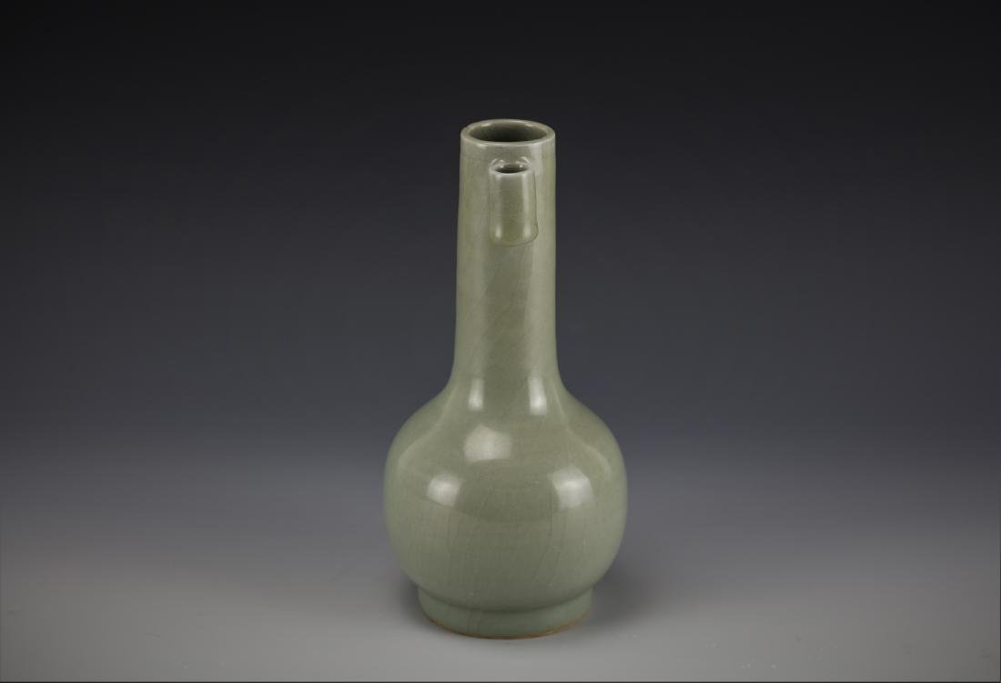 Longquan Celadon Vase of Song Dynasty - 3