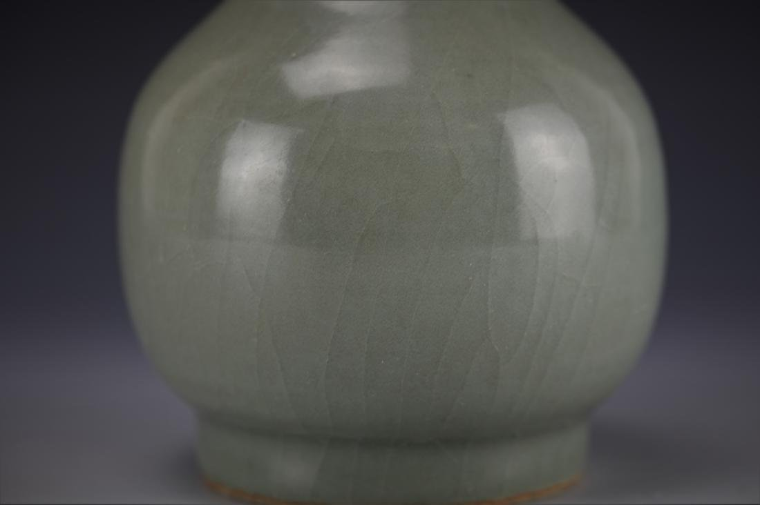 Longquan Celadon Vase of Song Dynasty - 5