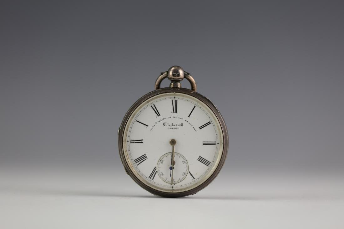 A Dlexkenwell London Pocket Watch
