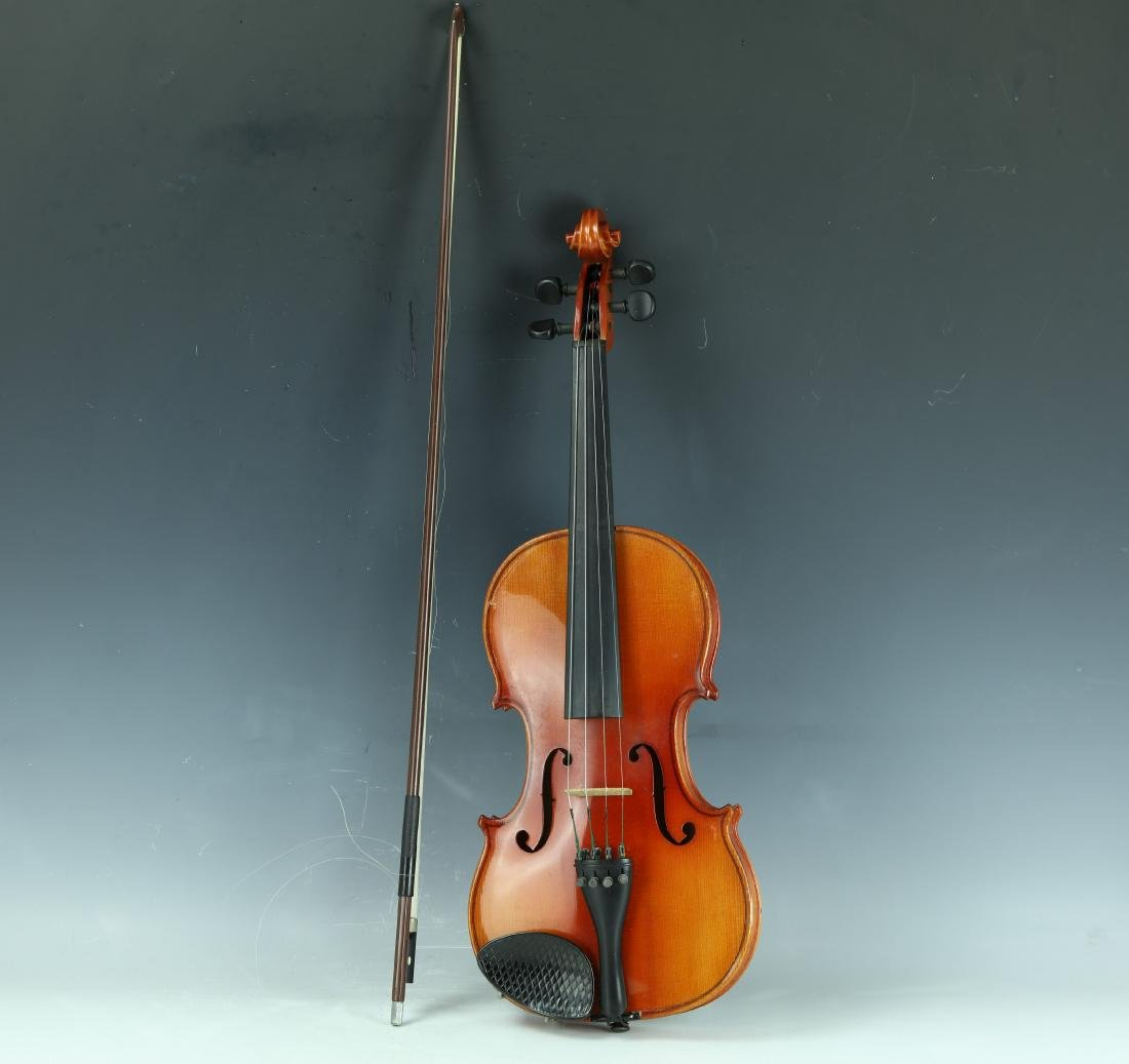 Karl Knilling Violin with Bow NO 27287