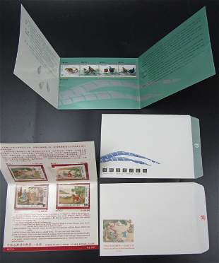 Taiwanese First Day Issue Cover Stamps of Birds and