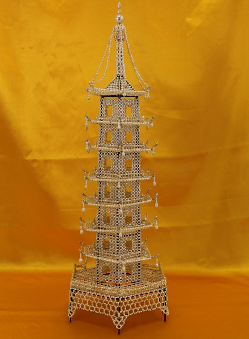 A Chinese Pearl Tower
