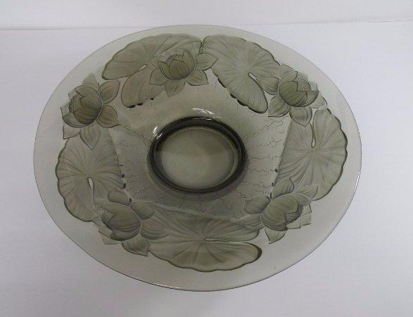 Daum Nancy Crystal Bowl