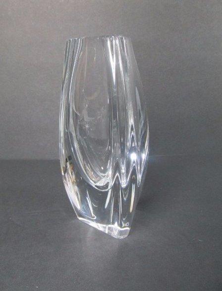 """Baccarat Crystal """"Bouton D'Or"""" Vase"""