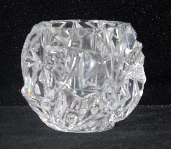 Tiffany & Co. Crystal Tea light Votive