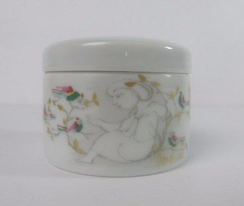 Rosenthal Bjorn Wiinblad Porcelain Trinket Box