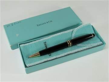 Montblanc Meisterstuck Tiffany & Co. Ballpoint Pen