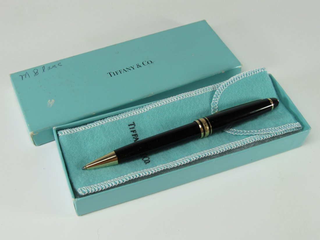 Montblanc Meisterstuck Tiffany & Co. Ballpoint Pen